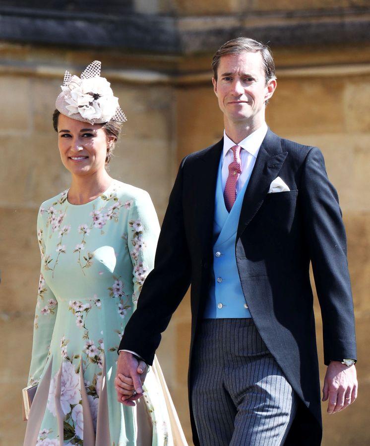 Foto: James Matthews y Pippa Middleton en una imagen de archivo. (Reuters)