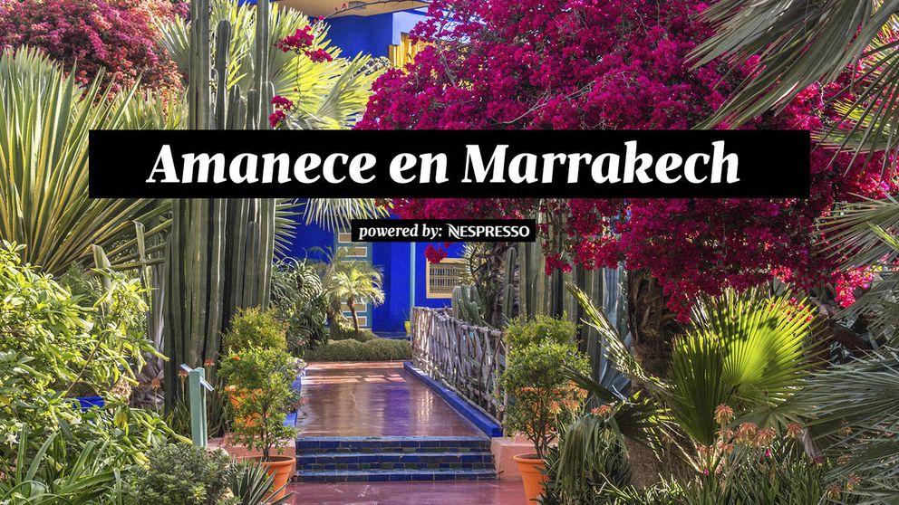 Empieza el día de paseo por los jardines Majorelle de Marrakech, el refugio marroquí de Yves Saint Laurent
