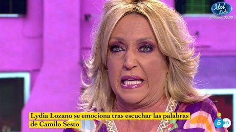 Ornelas, expareja de Camilo Sesto, recula sobre sus acusaciones a Lydia Lozano