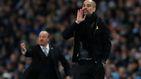 La federación inglesa sanciona a Guardiola por llevar el lazo amarillo