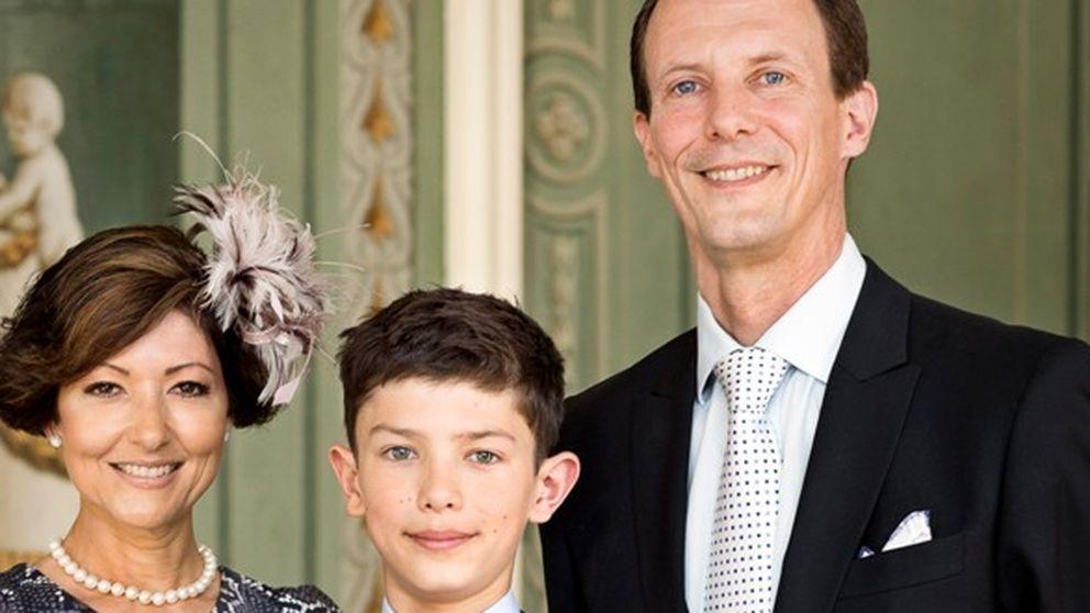 Los daneses hartos de mantener a la exmujer del príncipe Joaquín