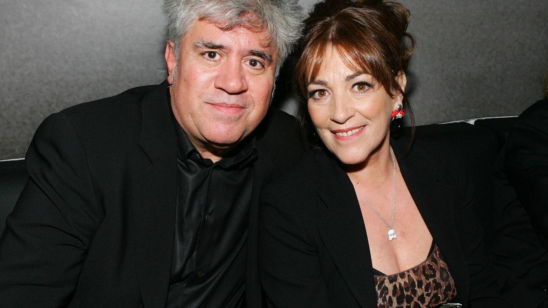 Pedro y Carmen, en 2006. (Getty)