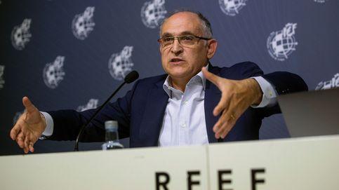 La Universitat de Barcelona se lava las manos con el hombre fuerte de Rubiales