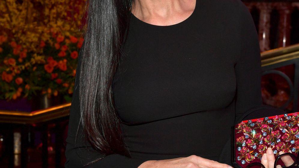 Foto: Demi Moore es una de las habituales de este tratamiento. (Imaxtree)