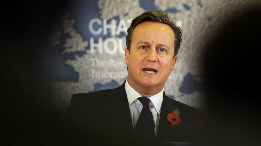 Foto: El primer ministro David Cameron. (Reuters)