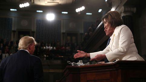 Pelosi rompe el discurso de Trump, que no le saluda: anécdotas del Estado de la Unión
