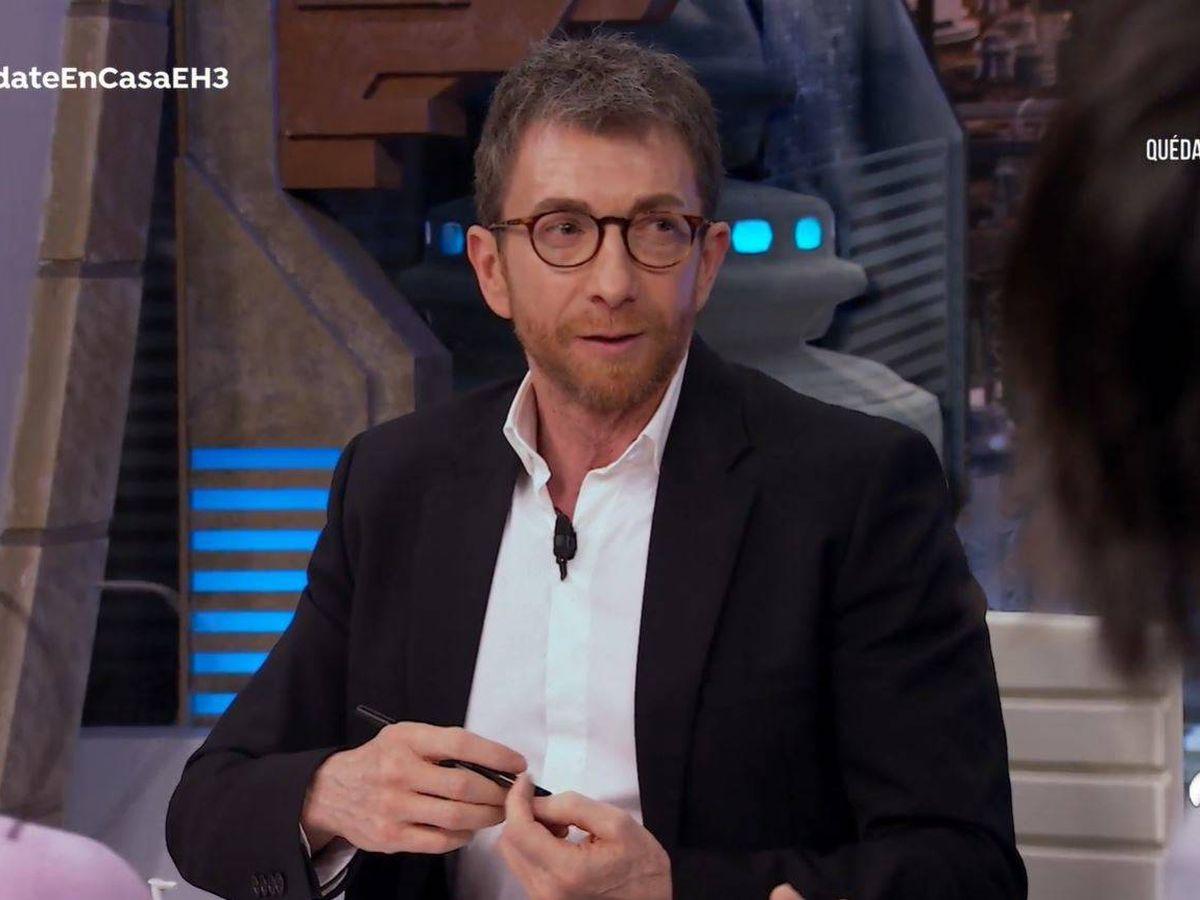 Foto: El presentador Pablo Motos. (Atresmedia)