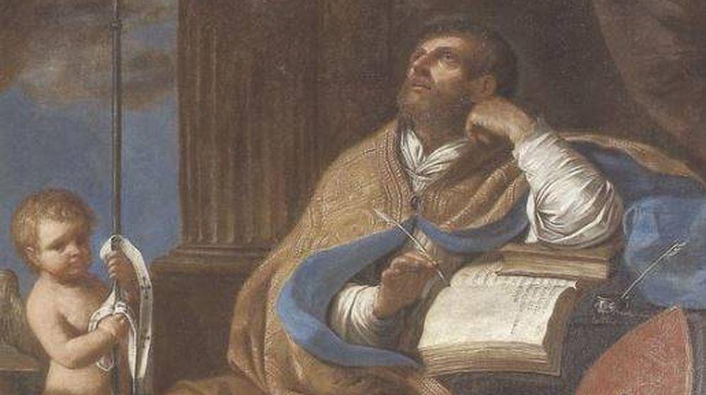 Foto: Pintura de San Pedro Crisólogo. (C.C.)