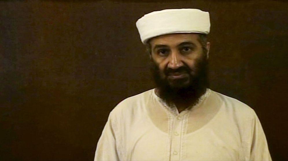 Foto: Osama Bin Laden. (Reuters)