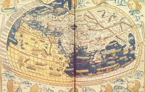 Los 10 mapas que cambiaron la historia de la humanidad