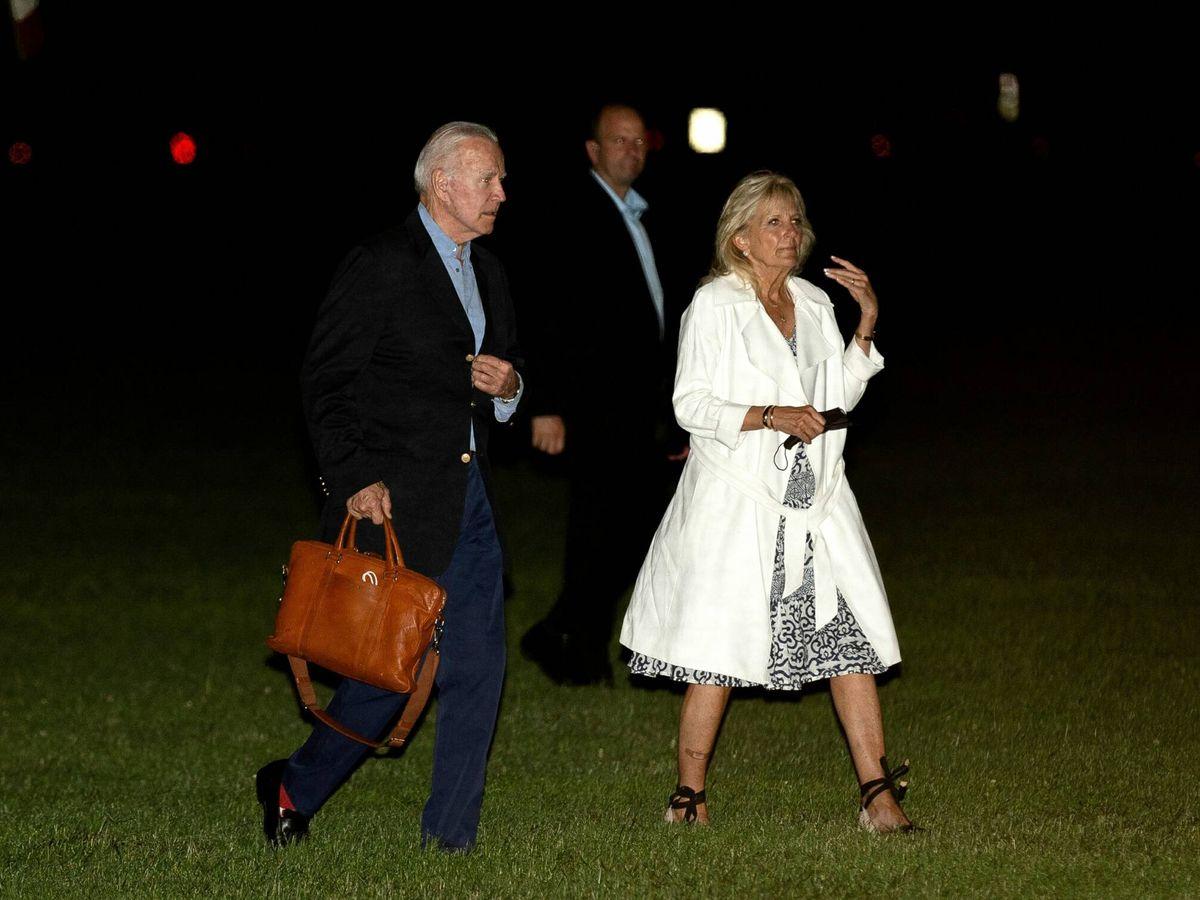 Foto: Joe y Jill Biden. (Cordon Press)