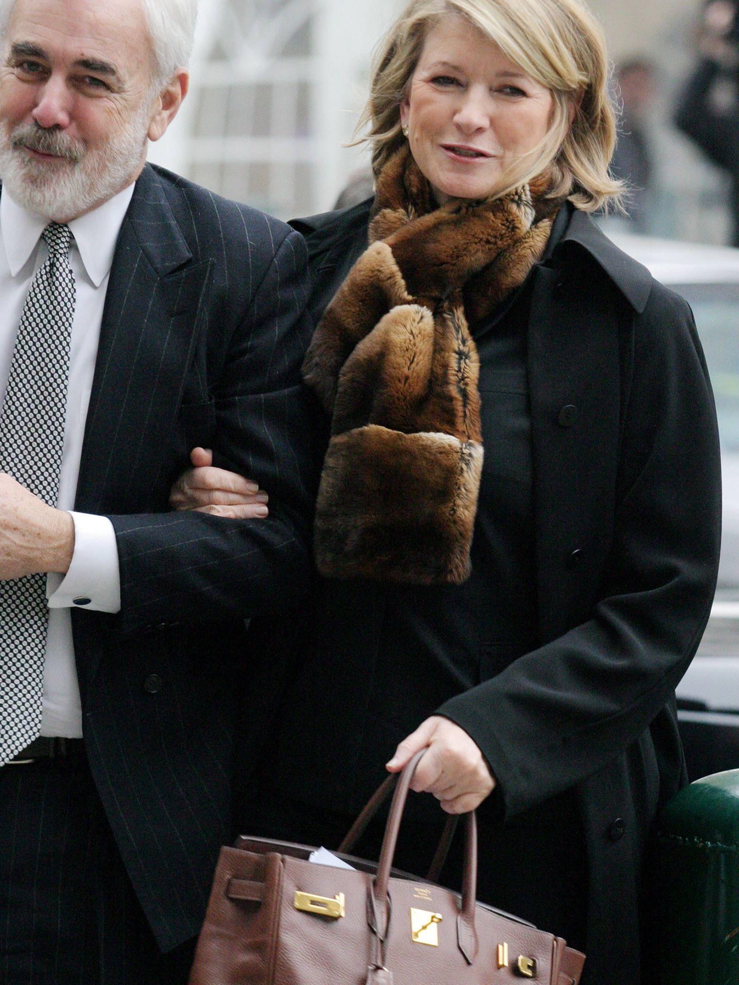 Martha Stewart. (Getty)