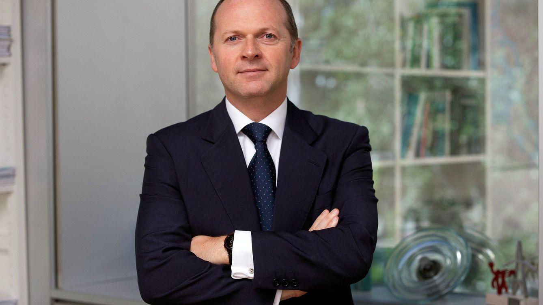 Foto: Roberto García Merino, CEO de Red Eléctrica. (EFE)