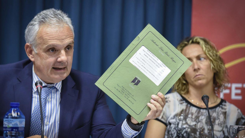 La Audiencia Provincial archiva querella de Escañuela contra Cardenal