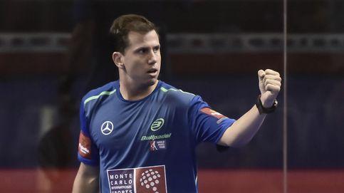 Paquito Navarro, profeta en su tierra, se emociona al ganar el Sevilla Open