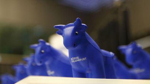 El Stoxx europeo alcanza máximos históricos gracias a la banca e industriales