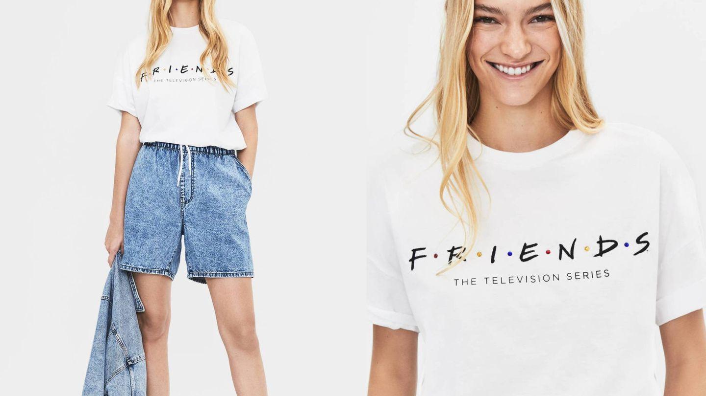 La camiseta para los adictos a Friends. (Cortesía)