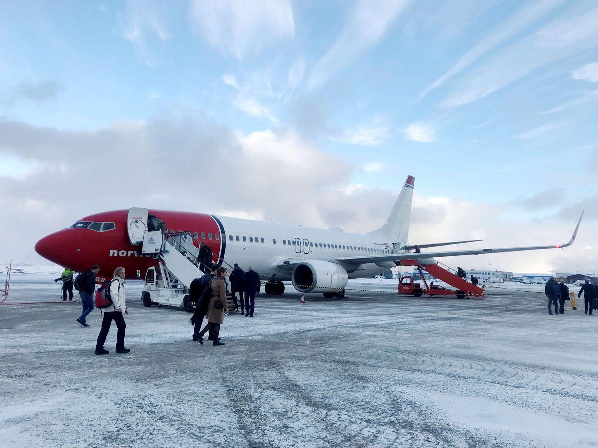 Foto: Norwegian