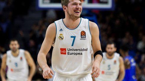 Doncic se apunta al draft NBA sobre la bocina y pagará 2 millones al Real Madrid