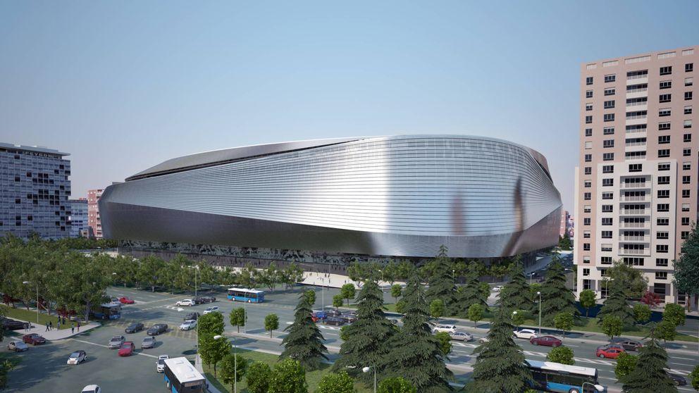 Florentino Pérez busca jeque para vender los 'naming rights' del Bernabéu