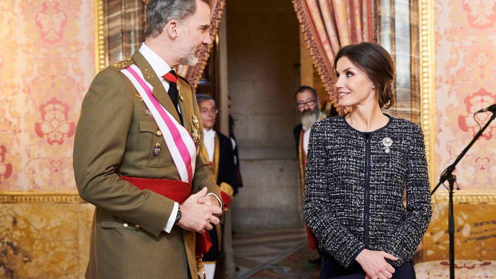 Foto:  Felipe y Letizia. (Limited Pictures)