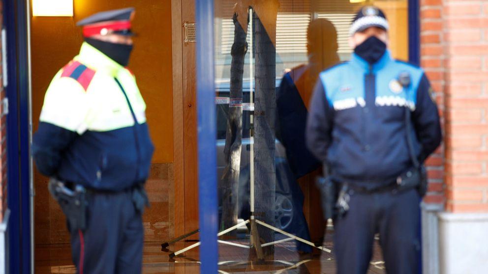 Prisión provisional para el acusado de matar a su pareja y su hija en Barcelona