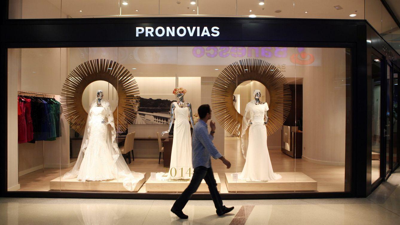 El dueño de Pronovias sale al rescate por el desplome de las bodas y su elevada deuda