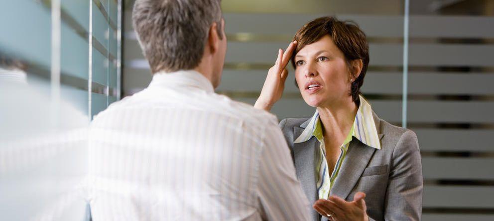 Foto: En ocasiones, las críticas tienen como objetivo desmoralizarnos. Pero la mayor parte de las veces pueden ayudarnos a mejorar. (Corbis)