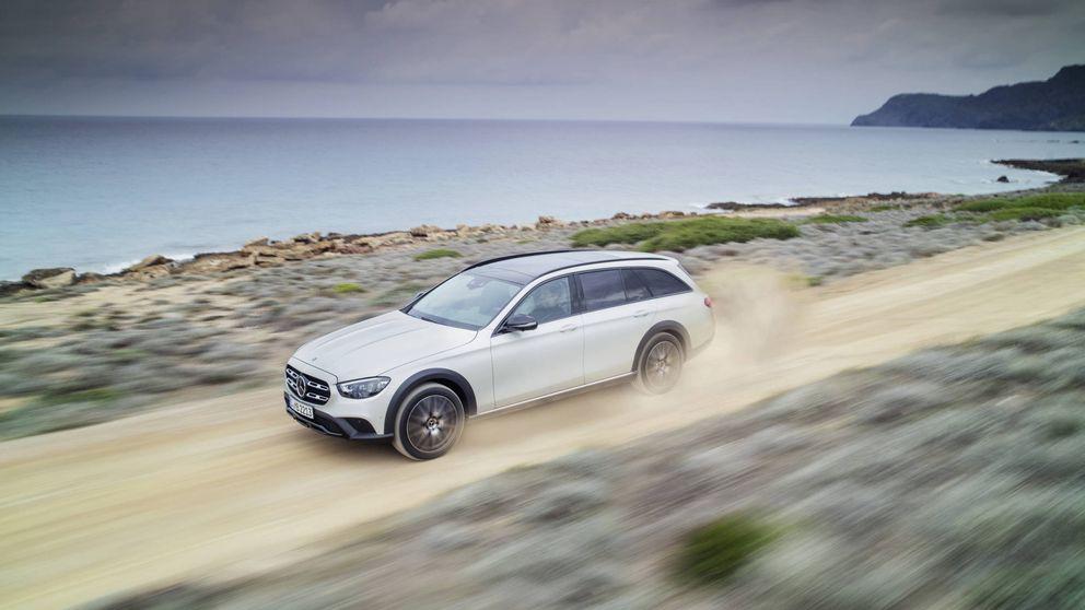 Lo fascinante de los coches eléctricos de Mercedes Clase E