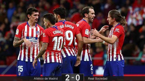 Leganés vs Atlético de Madrid: horario y dónde ver la undécima jornada de La Liga