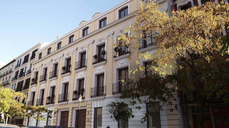 El palacete okupa símbolo del 15-M en Atocha albergará pisos de lujo en alquiler
