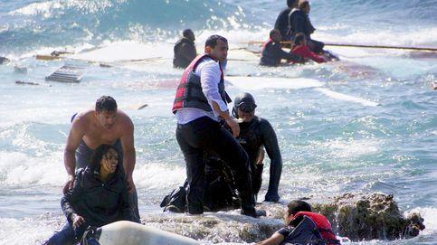 Italia baraja desembarcar en Libia para frenar a un millón de inmigrantes