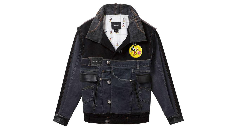 Foto: Nueva versión de la 'Iconic Jacket' de Desigual que se reedita ahora en edición limitada.