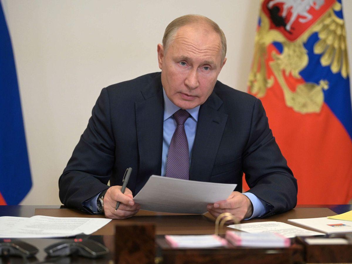 Foto: Vladímir Putin. (Reuters/Sputnik/Alexei Druzhinin)