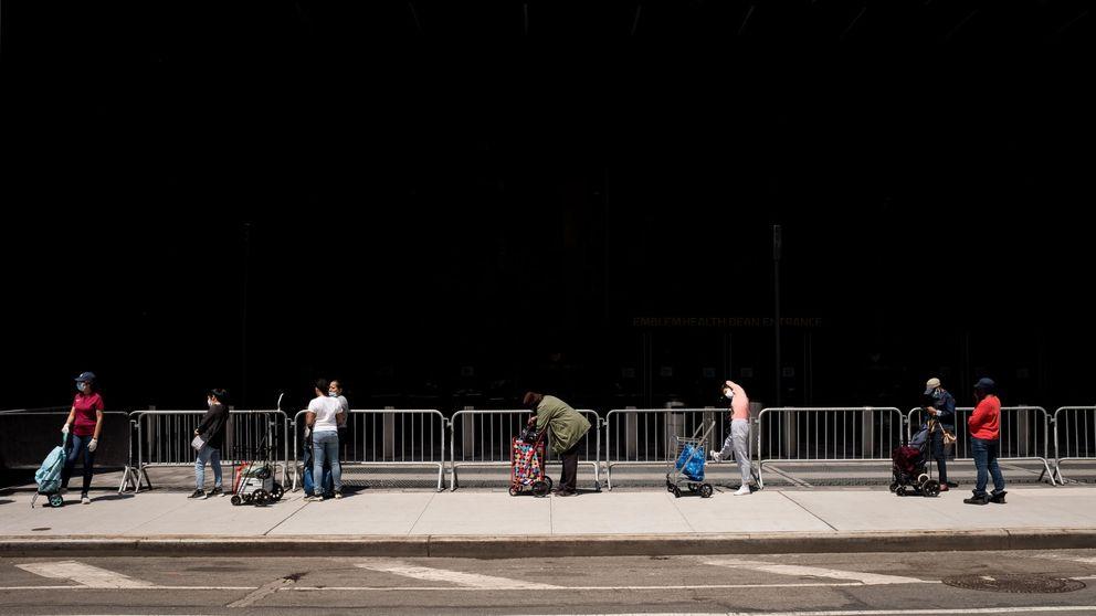 EEUU registra 1,54 millones de peticiones por desempleo en la semana