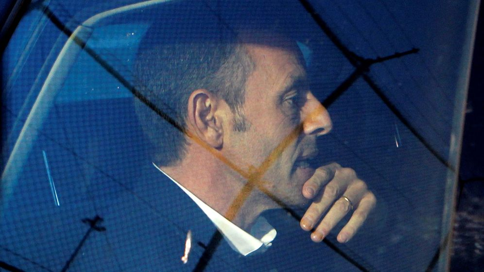 Foto: El expresidente del F.C. Barcelona Sandro Rosell. (EFE)