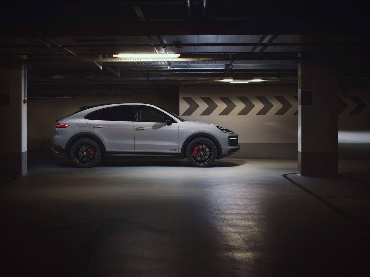 Foto: Porsche Cayenne GTS Coupé, un todocamino con las prestaciones y el estilo de un deportivo