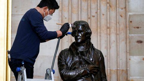 El consistorio de Nueva York aprueba la retirada de la estatua de Thomas Jefferson