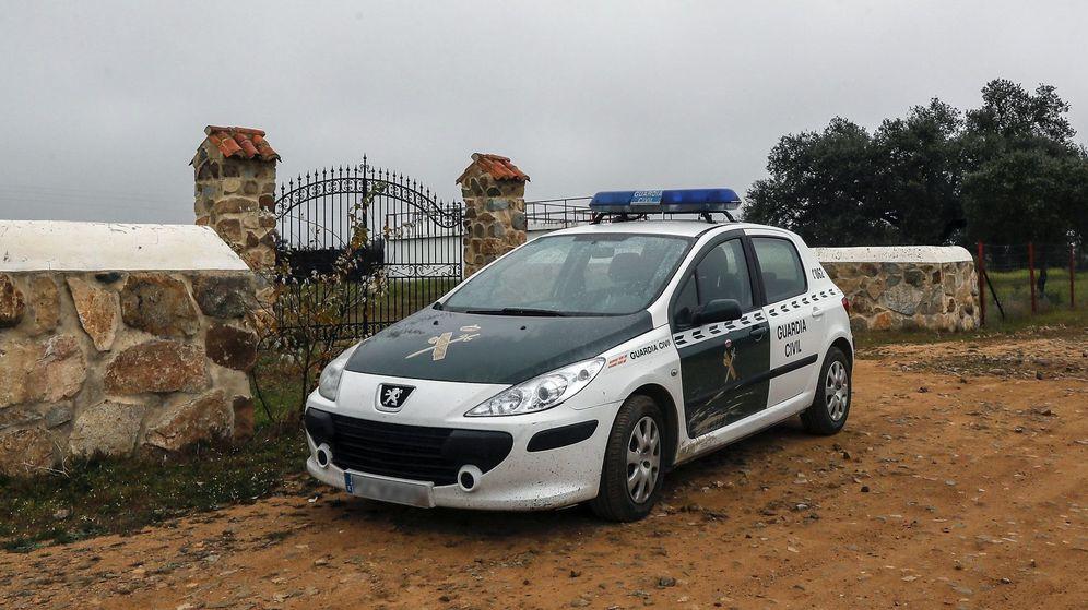 Foto: Un coche de la Guardia Civil. (EFE)