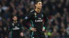 Y Cristiano criticando los arbitrajes al Real Madrid y los fuera de juego