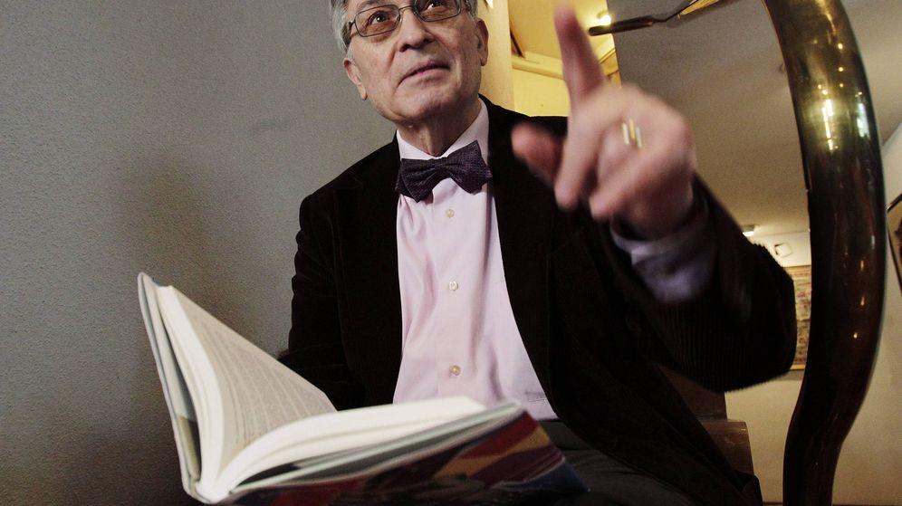 Foto: El historiador y economista Ángel Viñas (EFE)
