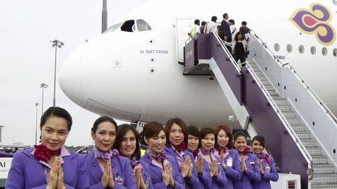 Por qué Tailandia ha entrado en la lista negra de la aviación