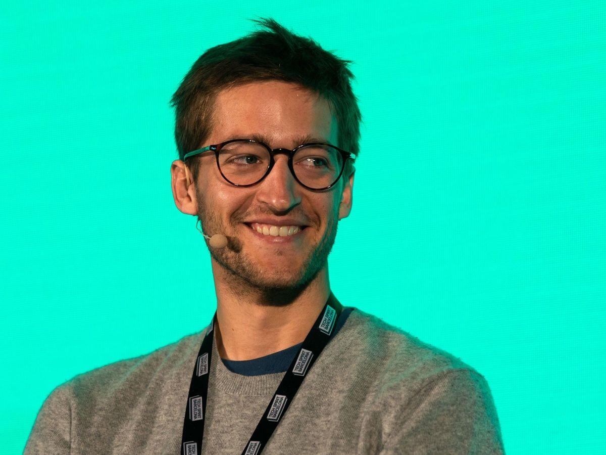 Foto: Oscar Pierre, cofundador y CEO de Glovo. (EFE)
