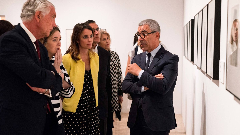 Andrea Levy, junto a otros cargos políticos. (Cortesía)