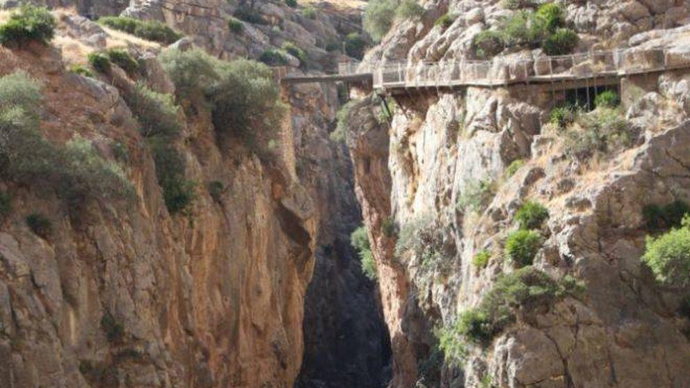 Reto viajero (en Málaga): ¿te atreverás a cruzar el Caminito del Rey?