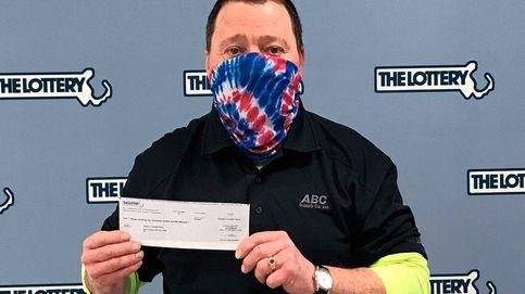 Fue a comprar una pizza y volvió con un millón de euros gracias a la lotería