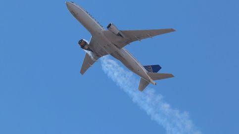 El Reino Unido veta la entrada de los Boeing 777 tras el incidente en EEUU