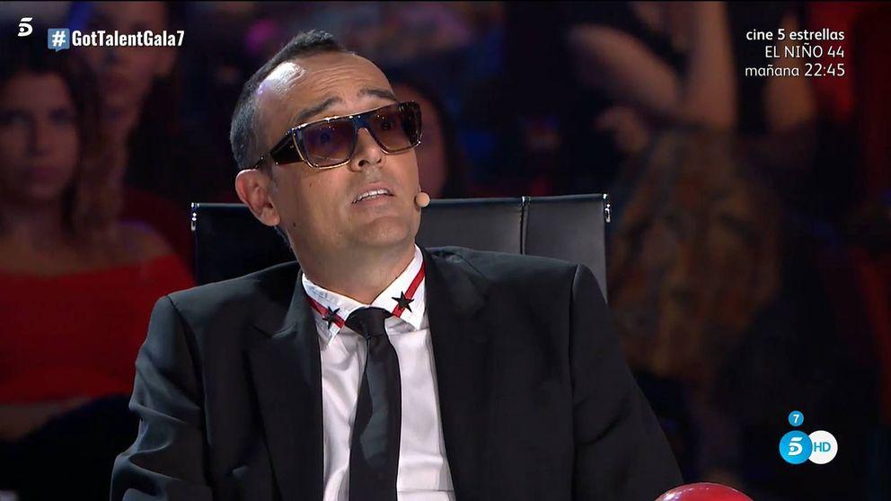 'Got Talent'   Risto Mejide se arrastra y pide perdón a un concursante sirio