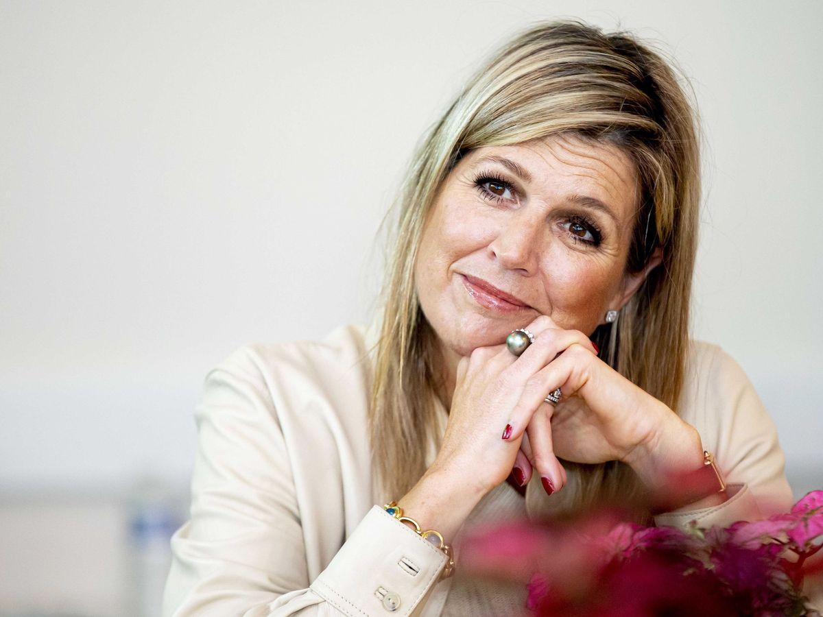 Foto: Máxima de Holanda. (EFE)
