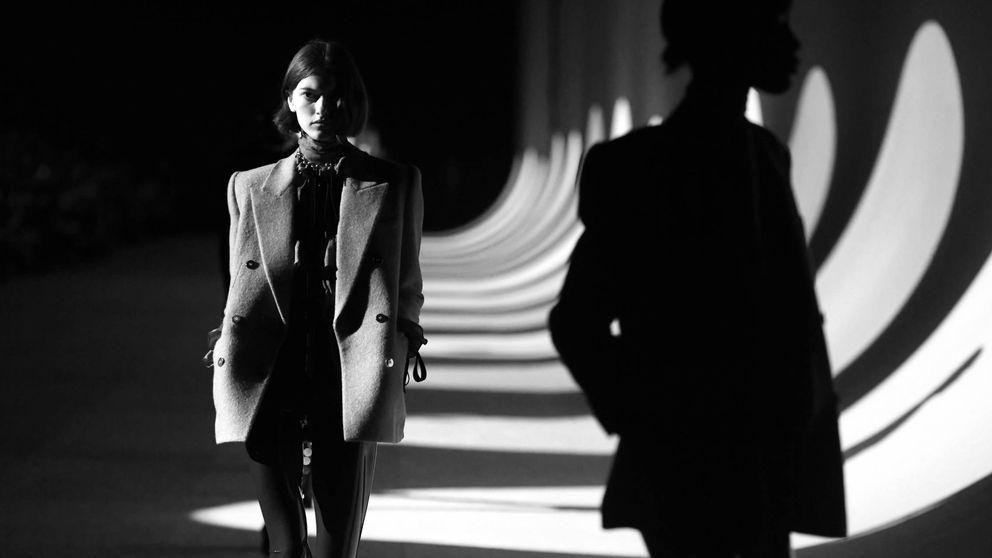 Saint Laurent cambia el calendario de la moda y con él, el rumbo de la industria